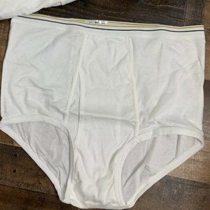 Stafford size 54, 6 pack mens briefs